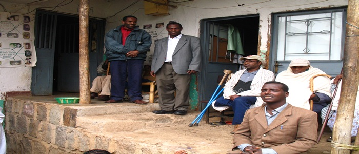 Project Disabled Destitutes - 22